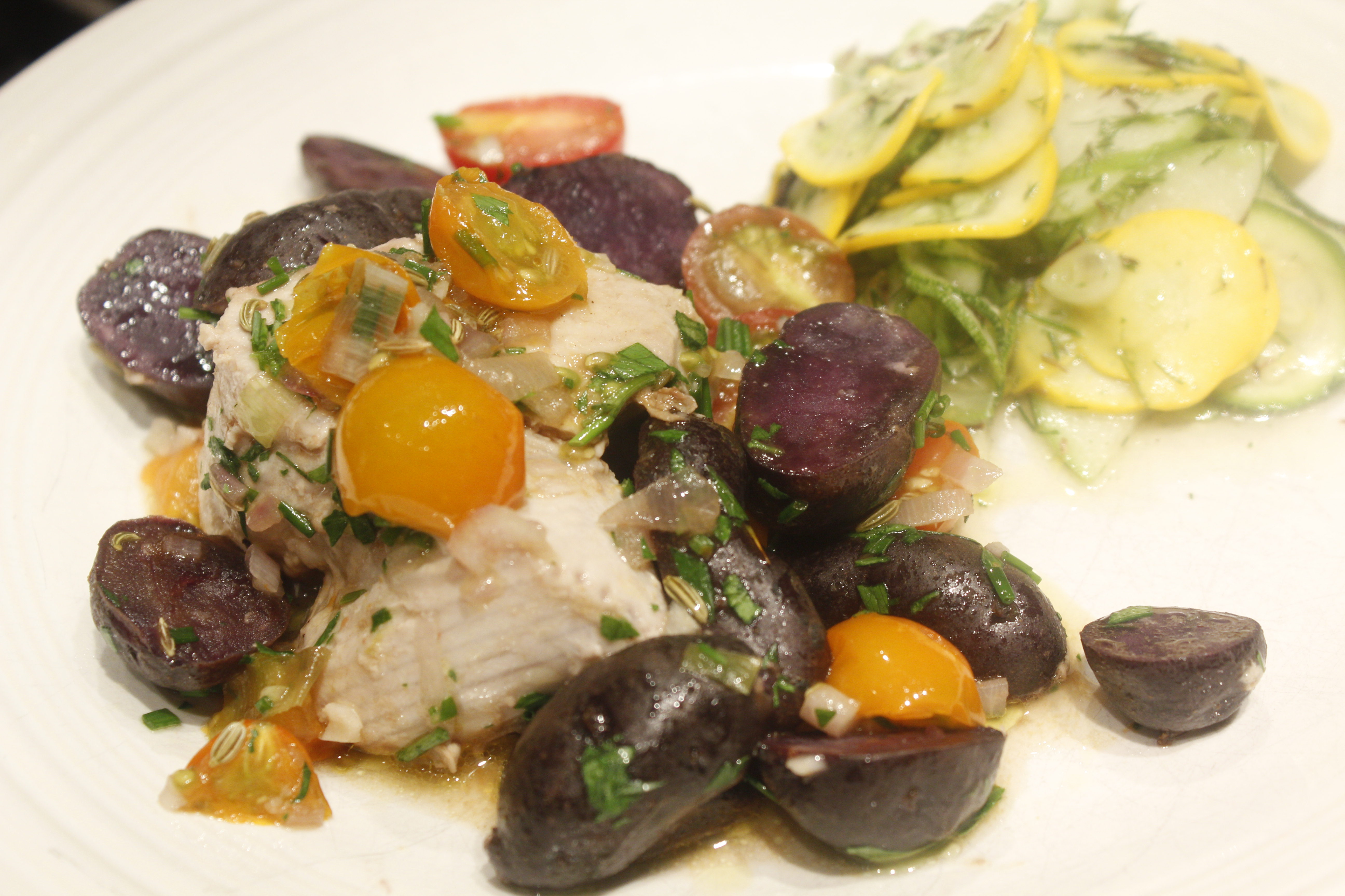 Myra s Kitchen Blog Dinner