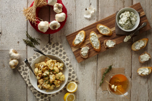 Foodcentral: garlic
